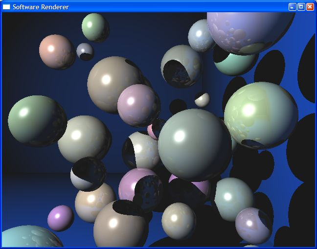 Bresenham Line Drawing Algorithm Source Code : Source code and ray tracer